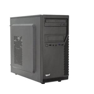 PC de Mesa iggual PSIPCH423 i3-8100 8 GB RAM 1 TB HDD W10 Preto