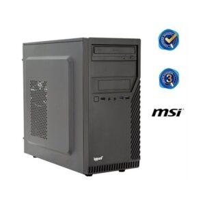 PC de Mesa iggual PSIPCH425 i3-8100 8 GB RAM 240 GB SSD W10 Preto