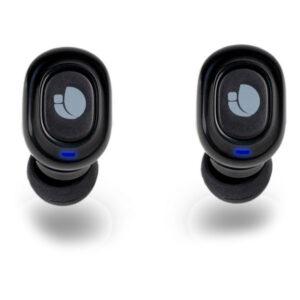 Auriculares Bluetooth NGS Artica Lodge 300 mAh Preto