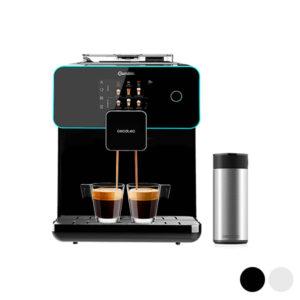 Máquina de Café Expresso Cecotec Matic-ccino 9000 1,7 L 19 bar 1500W Branco
