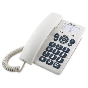 Telefone Fixo SPC 3602 Branco