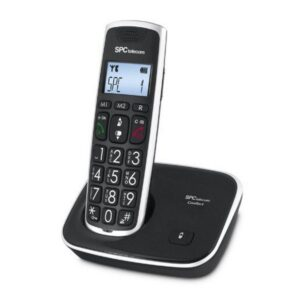 SPC 7608N Telf. DECT Tec.Grd. AG20 ID LCD ECO Prt
