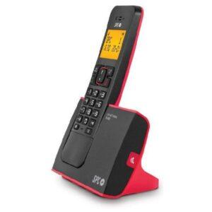 Telefone sem fios Dect SPC 7290R Preto