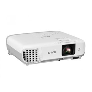 Projector Epson EB-X39 XGA 3500 Lm LAN Branco