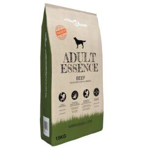 Ração premium para cães Adult Essence Beef 15 kg - PORTES GRÁTIS