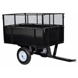 Reboque de jardim, 300 kg de carga - PORTES GRÁTIS