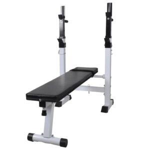 Banco de musculação para exercícios de peso  - PORTES GRÁTIS