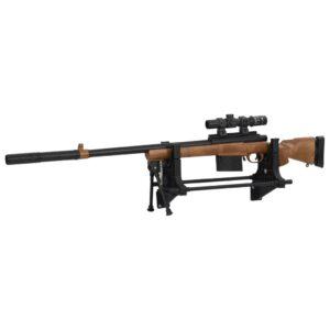 Suporte de arma 40x17,5x19 cm plástico - PORTES GRÁTIS