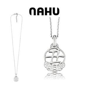 Colar Nahu Prata 925®- Zodíaco Chinês Búfalo