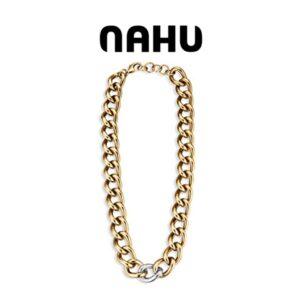 Colar Nahu Prata 925® Nan Paris - GS