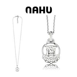 Colar Nahu Prata 925®- Zodíaco Chinês Galo
