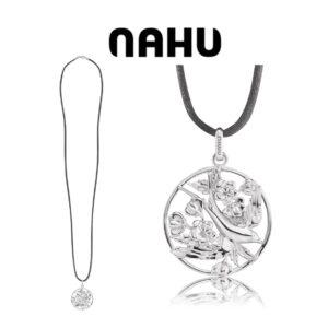 Colar Nahu Prata 925® Nan Swallow