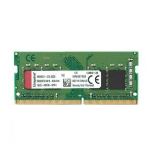 Memória RAM Kingston 8GB DDR4 2400MHz Module KVR24S17S8/8 8 GB DDR4 2400 MHz SO-DIMM