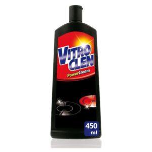 Limpador de Vitrocerâmica em Creme 3 em 1 Vitroclean 450 ml