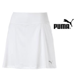 Puma® Saia Branca Golf Tamanho XL