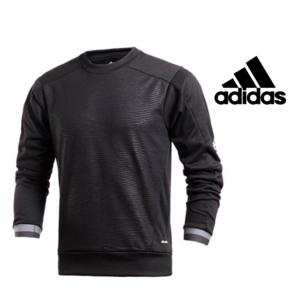 Adidas® Camisola Preta | Tamanho S