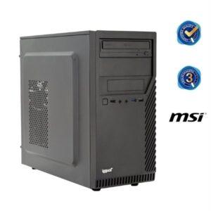 PC de Mesa iggual PSIPCH428 i7-9700 8 GB RAM 240 GB SSD Preto