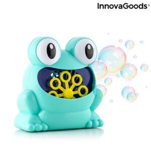Máquina de Bolas de Sabão Automática Froggly - VEJA O VIDEO