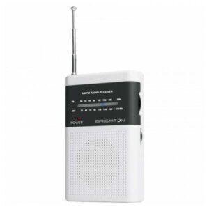 Rádio Portátil BRIGMTON BT-350 Branco