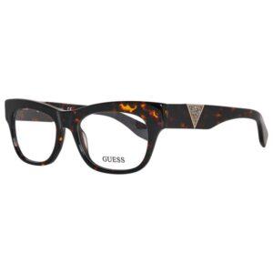 Armação de Óculos Feminino Guess GU2575-052-51 (ø 51 mm)