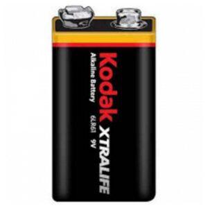 Pilha Alcalina Kodak 9 V