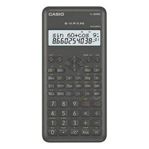 Calculadora Casio FX-82 Preto