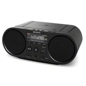 Rádio CD Sony ZS-PS50 Preto