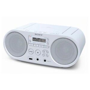 Rádio CD Sony ZS-PS50 Branco