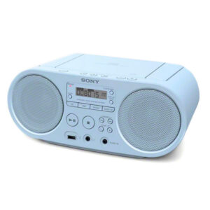 Rádio CD Sony ZS-PS50 Azul
