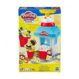 Jogo de Plasticina Popcorn Party Hasbro