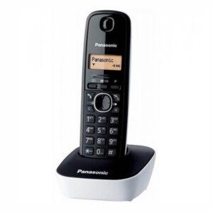 Telefone sem fios Panasonic KX-TG1611SPW Branco