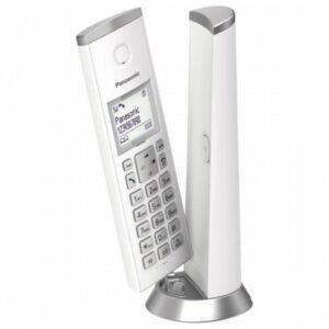 Telefone sem fios Panasonic KX-TGK210SPW DECT Branco