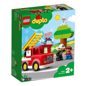 Playset Duplo Fire Truck Lego 10901
