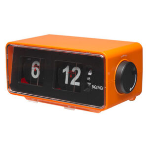 Rádio Despertador Denver Electronics CR-425 FM Naranja
