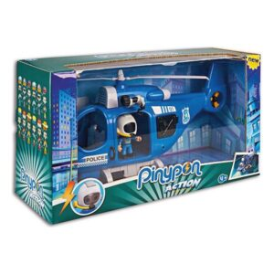 Playset Pinypon Action Helicopter Famosa