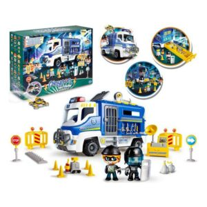 Playset Pinypon Action Special Operations Truck Famosa