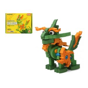 Puzzle 3D Legendary Dragon Verde 111408