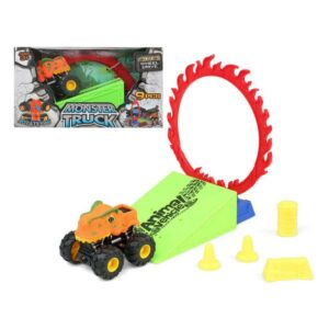 Playset de Veículos Dino Monster 110820 (9 pcs)