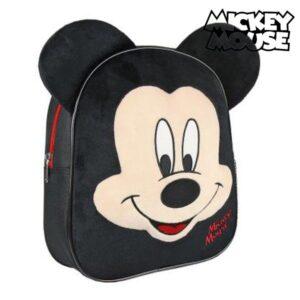 Mochila Infantil Mickey Mouse 94476 Preto