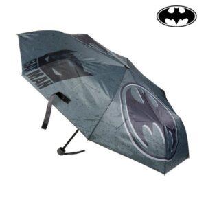 Guarda-chuva Dobrável Batman Cinzento (ø 53 cm)