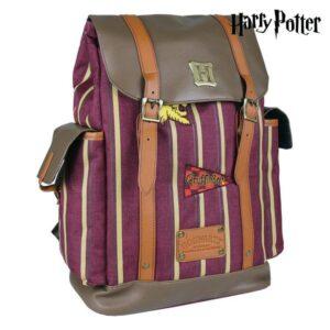 Mochila Casual Harry Potter Grená