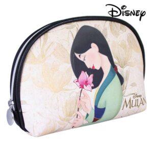 Nécessaire Escolar Princesses Disney Ocre