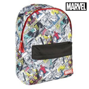 Mochila Casual Marvel Multicolor