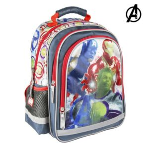 Mochila Escolar The Avengers Multicolor