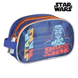 Nécessaire Escolar Star Wars Azul