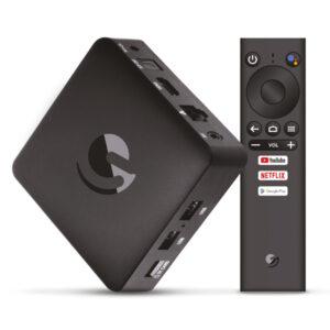 Reprodutor TV Engel EN1015K 8 GB WiFi Preto