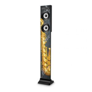 Torre de Som Bluetooth Innova Saxo 800 mAh 20W