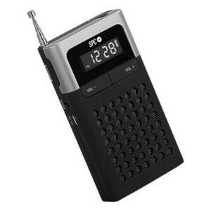 Rádio Transistor SPC 4583N AM/FM Preto
