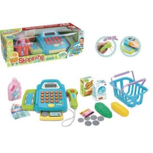 Caixa Registadora de Brincar Shopping Little