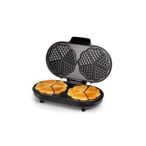 Tristar Máquina de fazer waffles 1200 W 10 waffles preto - PORTES GRÁTIS